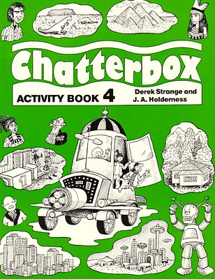 Chatterbox: Level 4: Activity Book: Activity Book Level - Paperback NEW Jackie H