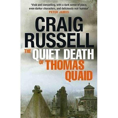 The Quiet Death of Thomas Quaid: Lennox 5 - Paperback NEW Craig Russell
