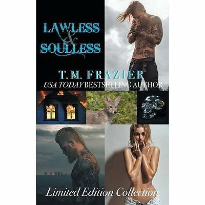 Lawless/Soulless Limited Edition Collection: King, Book - Paperback NEW T.M. Fra