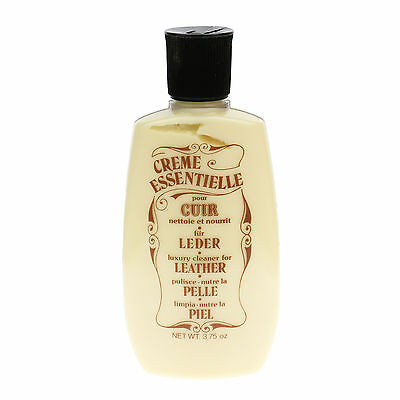 Quality Leather Cleaner Conditioner Cream  Shoes Handbags Sofa Boots Purse 125ml
