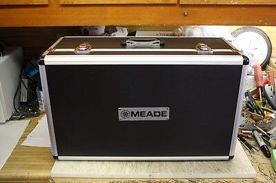 Meade ETX-90 Locking Telescope Hard Carrying Case 90mm ETX90 Astro NEW!