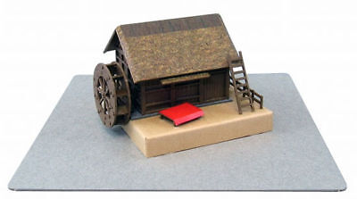 Sankei MP01-39 Water Mill 1/220 Z scale