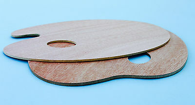 Wooden Art Paint Mixing Palette    From £2.85 , multi buy discount!!