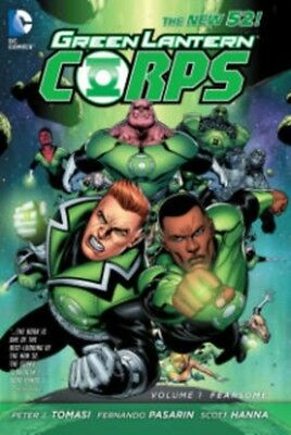 Green Lantern Corps Volume 1: Fearsome TP (The New 52) (Paperback. 9781401237028