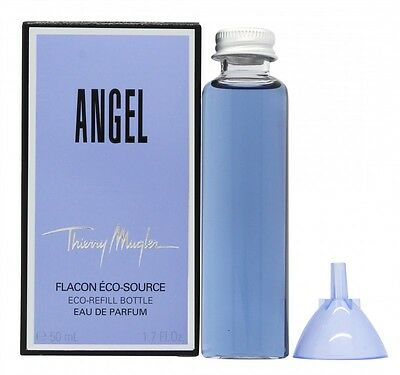 Thierry Mugler Angel Eau De Parfum 50Ml Refill - Women's For Her. New