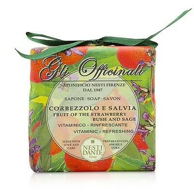 Nesti Dante - Fruit Of The Strawberry Bush & Sage - Vitaminic & Refreshing 200g