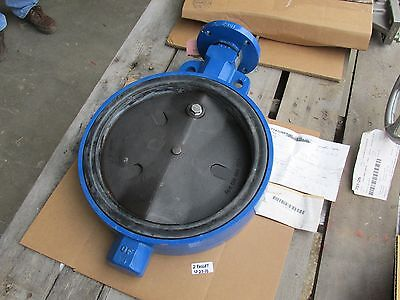 "+New Keystone 12"" Resilient Seat Wafer Type Butterfly Valve  Fig: Ar1"