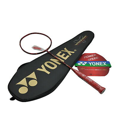 Yonex Badminton Racquet - Voltric 80 E Tune - Made In Japan - Free Stringing
