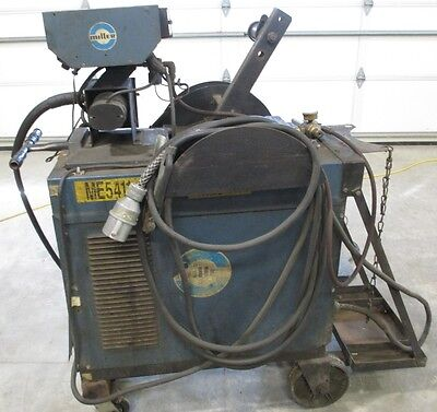 Miller Constant Potential DC Arc Welder Power Source CP-300 with Millermatic S-5