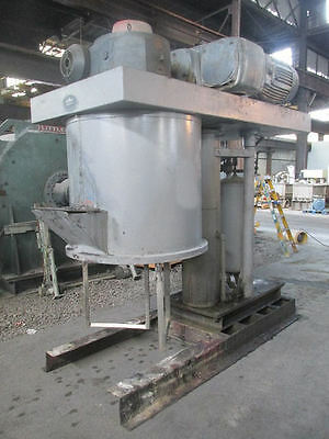 200 Gallon Ross Planetary Mixer, Model HDM 130, Stainless Steel