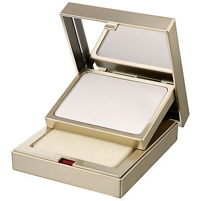 Clarins Powder Compact Pore Perfecting Matifying Kit with Blotting Papers for wo