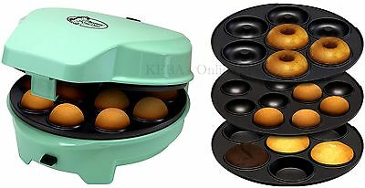 Bestron ASW238 3in1 Cakemaker Donuts Muffins Popcakes Donut  Muffin maker 700W