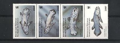 (938383) Fish, WWF, Coelacanth, Comoros