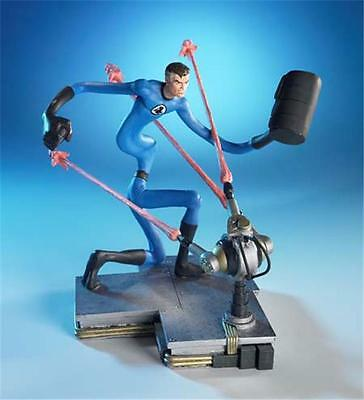 New Toy Biz Marvel Figure Factory Series 1 Build Mr Fantastic 4 Reed Richards
