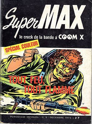 Super Max 3 (Special Couleur)  Elvifrance
