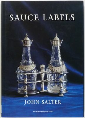 Antique Silver & Other Bottle & Sauce & Cruet Labels & Their Makers