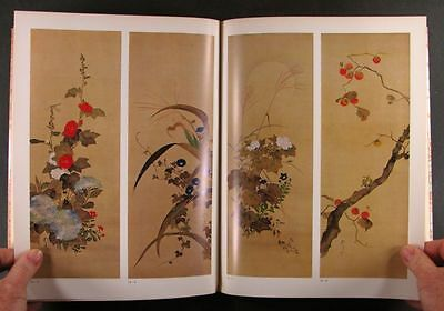 Japanese Imperial Collection Art & Antique Treasures - Painting Lacquer Screen