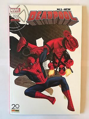 Panini Comics Marvel All New Deadpool 9 009 2017 Collector Exclusif Epting