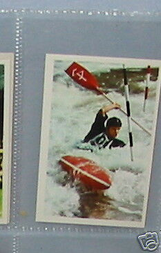 #20 Canoeing  - Collector Sports card