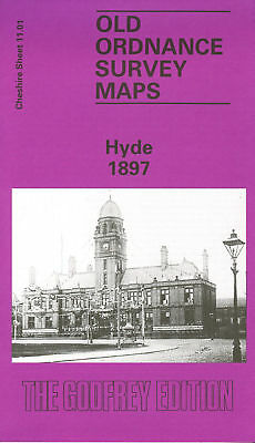 Map Of Hyde 1897