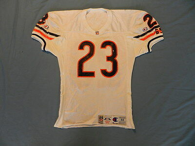 Shaun Gayle 1993 Chicago Bears game used jersey