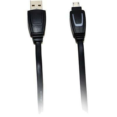 3m LED MICRO USB Charge CHARGING CABLE Flat Lead Wire for Xbox One Controller