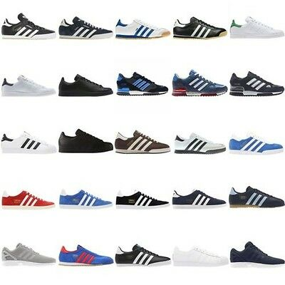 adidas Originals TRAINERS MULTI LISTINGS SHOES BECKENBAUER STAN SMITH ZX GAZELLE