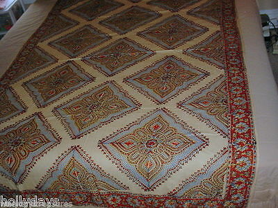 Antique Batik Cloth Wrap Fabric 88x58