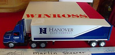 Hanover Shoes Company Winross Truck