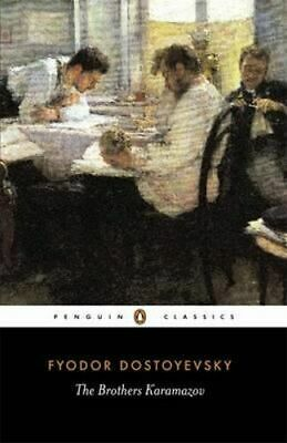 NEW The Brothers Karamazov  By Fyodor Dostoyevsky Paperback Free Shipping