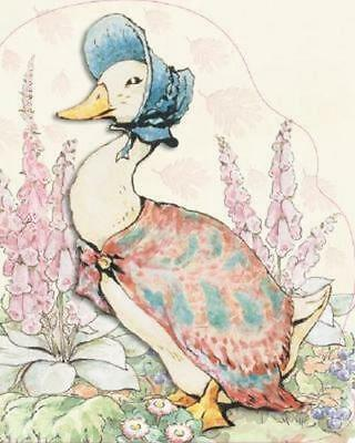 NEW Jemima Puddle-Duck By Beatrix Potter Board Book Free Shipping