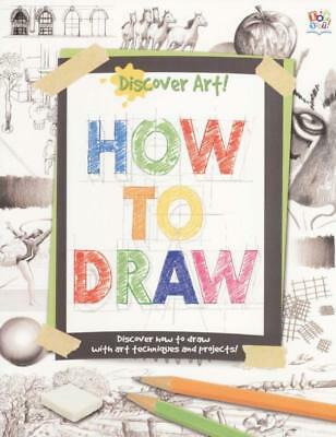 NEW How to Draw By Top That Publishing Paperback Free Shipping