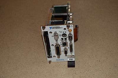 National Instruments Ni Pxi-8176 Embedded Controller (Jy)
