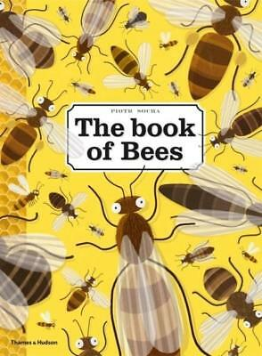 NEW The Book of Bees By Piotr Socha Hardcover Free Shipping