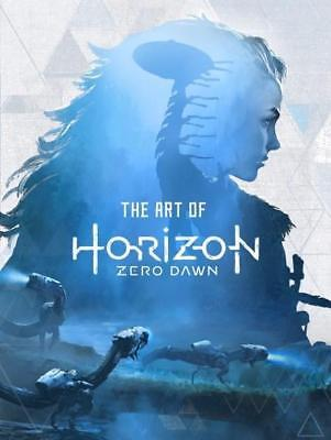 NEW The Art of Horizon By  Titan Books Hardcover Free Shipping