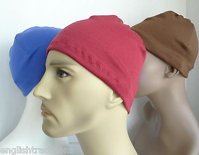 60ecb161b89 Mens CPAP Chemo Soft Comfortable Sleep Cap Beanie 11 Colors English  Traditions