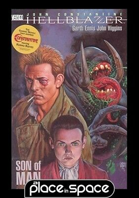 Hellblazer Son Of Man - Softcover