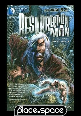 Resurrection Man Vol 01 Dead Again - Softcover