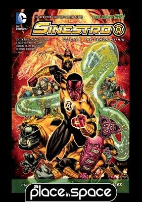Sinestro Vol 01 The Demon Within - Graphic Novel