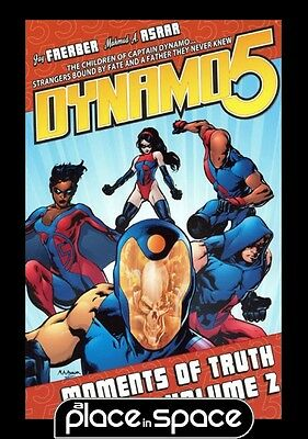 Dynamo 5 Vol 2 Moments Of Truth - Graphic Novel