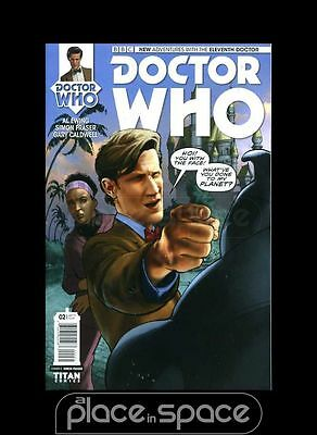 Doctor Who: The 11Th Doctor #2D (1:10) Variant