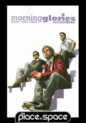 Morning Glories Vol 03 P.e. - Softcover