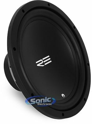 "RE AUDIO REX12S4 175W 12"" Single 4 Ohm REX Series Car Subwoofer/Sub"