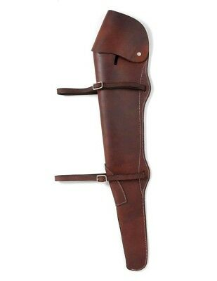 Tough-1 Saddle Bag Deluxe Handcrafted Rifle Scabbard 72-6360