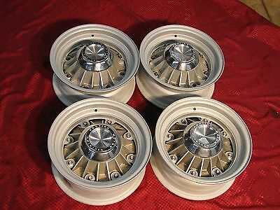 63 64 Pontiac Grand Prix Bonneville Catalina 2+2 8 Lug Wheels