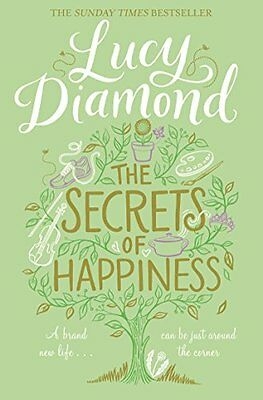 The Secrets of Happiness, Diamond, Lucy | Paperback Book | Good | 9781447299172