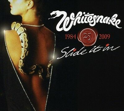 Whitesnake - Slide It In: 25th Anniversary Expanded Edition [New CD] Expanded Ve
