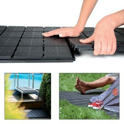 Garden plate Walkway slabs universal plates Click system 9 Click plates