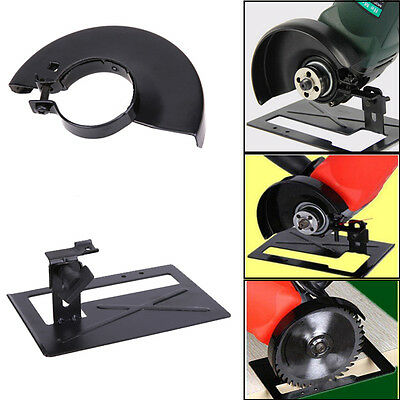 Adjustable Metal Angle Grinder Cutting Stand Holder Support Base/Cover DIY Tool