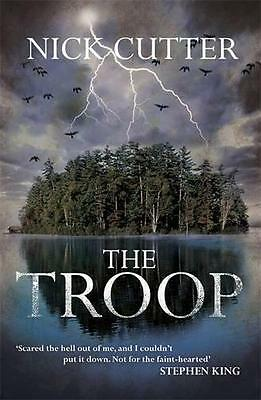 The Troop by Cutter, Nick | Paperback Book | 9781472206244 | NEW